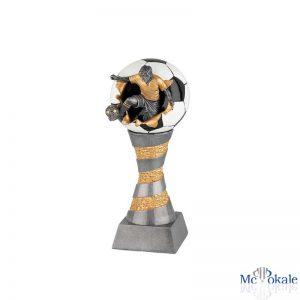 Pokal Figur Fussballer