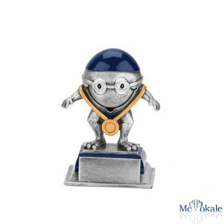 Pokal Figur Schwimmer