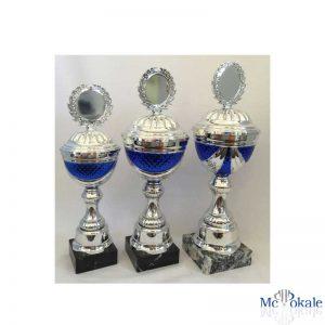 Pokale 3er Serie Blue Fire