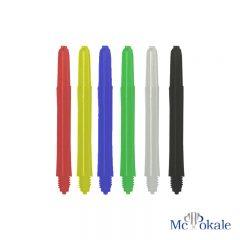 Nylon-Shafts in verschiedenen Farben