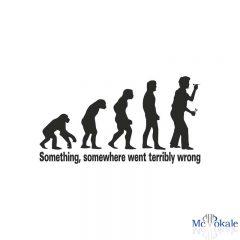 T-Shirt Dart Evolution