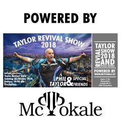 Taylor Event 2018  Tischplatz