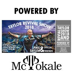 Taylor Event 2018  Tribüne