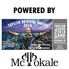Taylor Event 2018 VIP Karte