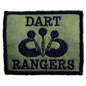 """Aufnäher/Patch """"Dart Rangers"""""""